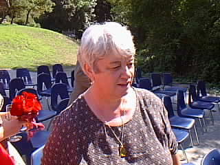 Image of Jim's sister Joan.